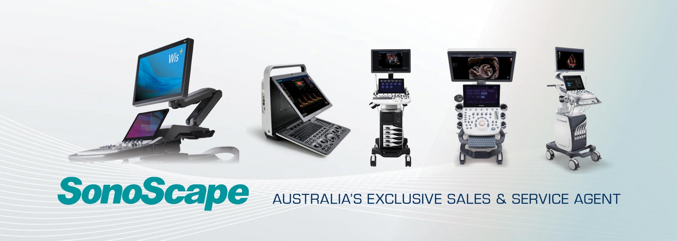 Sonoscape - Exclusive to Sonologic Australia