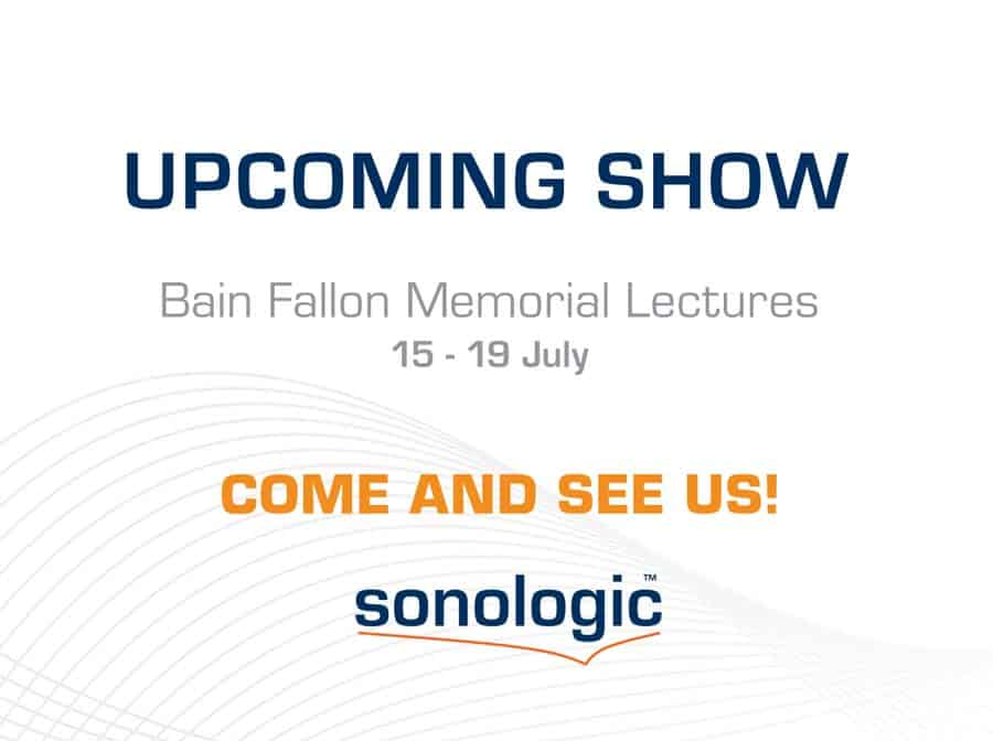 Upcoming Show – SYDNEY 15-19 July, Bain Fallon Memorial Lectures