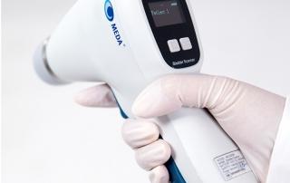 md6000 pro hand held blanner scanner - sonologic - australia